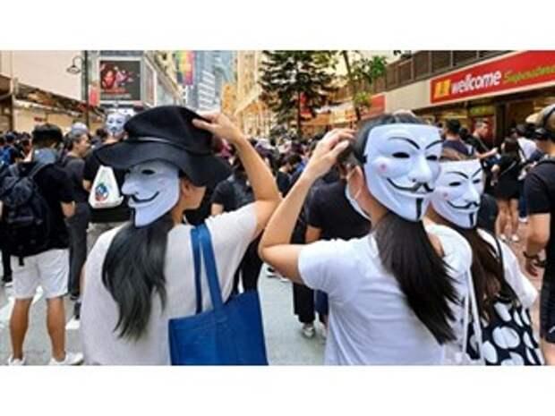 В Гонконге взялись за учебник либерализма