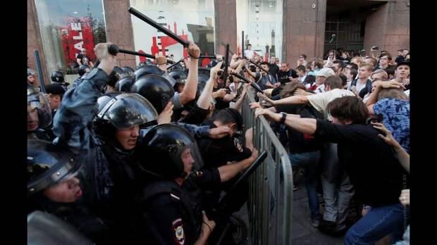 Российские либералы обещают готовиться к не мирному противостоянию с Путиным
