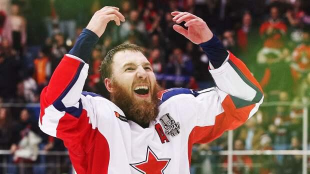 Нестеров — о контракте с «Калгари»: «Денег всегда хочется, но для меня важнее всего вернуться в НХЛ»