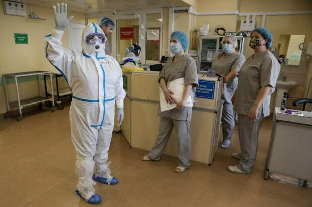 В России от коронавируса излечились уже 31916 пациентов, скончались 1 827