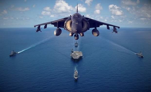 Учения «Sea Brezee-2021»: Провокации НАТО в Чёрном море неизбежны