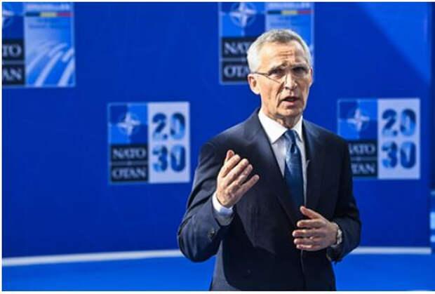 В НАТО увидели опасность создания общей армии Евросоюза