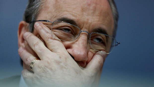 Перес уверен, что клубы Суперлиги не будут исключены из турниров УЕФА