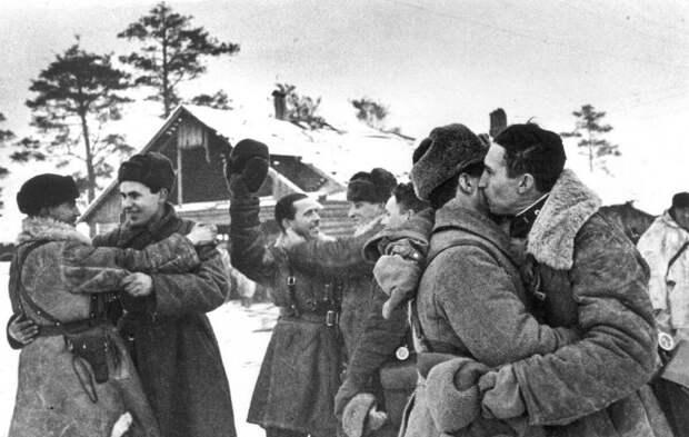 Они первыми прорвали блокаду Ленинграда