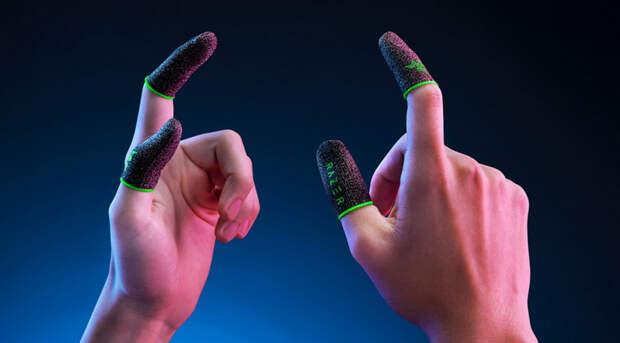 Представлены наперсники для геймеров Gaming Finger Sleeve