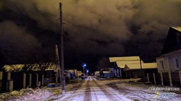 «Око Саурона»: отчего светится небо над деревнями и мегаполисами?