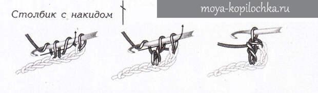 22 основных приема вязания крючком для начинающих