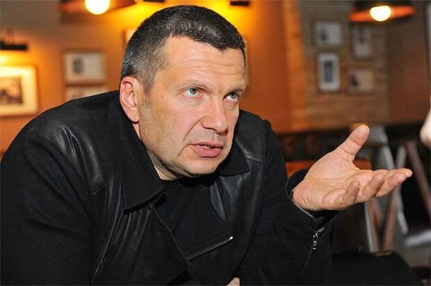 Соловьёв указал на подозрительное затишье с Навальным