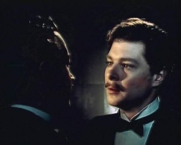Александр Михайлов в фильме «Борец и клоун» (1957) (https://www.kino-teatr.ru)