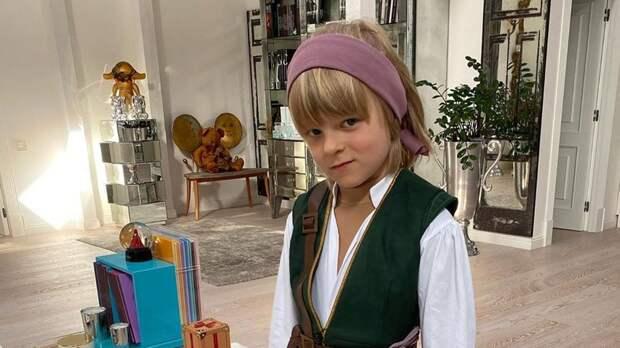 Сын Плющенко рассказал, что ему запретили надеть бандану при исполнении программы «Пираты Карибского моря»