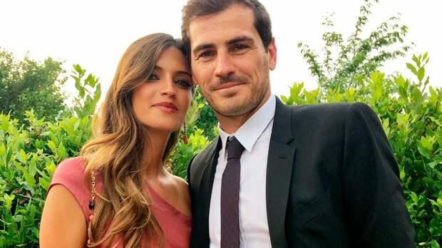 Касильяс развелся с Карбонеро, опека над детьми перешла бывшей супруге