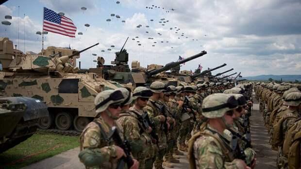 Выход США из НАТО как предвестник будущей войны. Колонка Алексея Суконкина