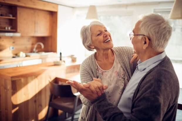 Что хочет мужчина в 50 лет от женщины?