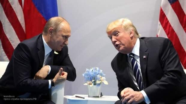 СМИ рассказали о нервной реакции Трампа на пропущенный звонок от Путина