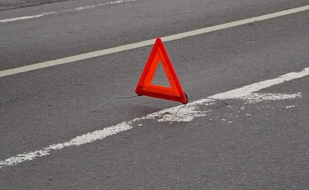 Один человек погиб в лобовом столкновении на крымской трассе