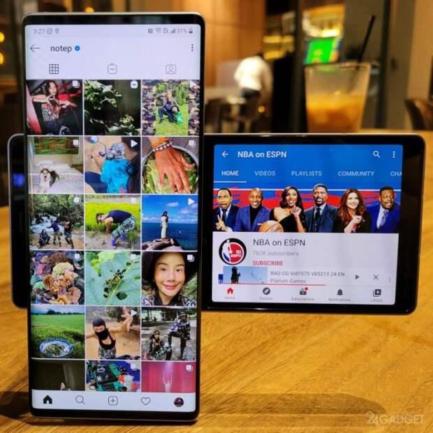 Стала известна цена и дата начала продаж футуристического смартфона LG Wing