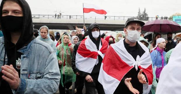 На чьей стороне белорусская молодежь?