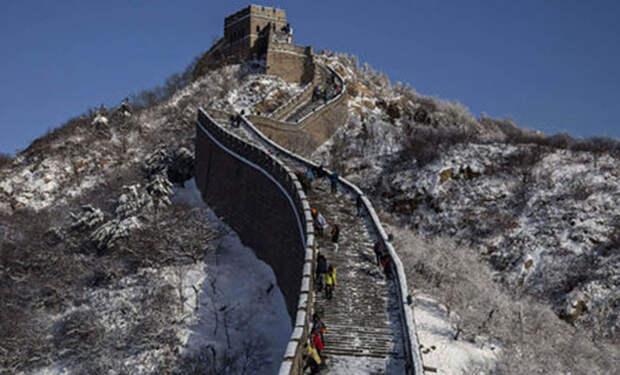 На Алтае найдена Великая сибирская стена. Ее построила неизвестная цивилизация 2 тысячи лет назад