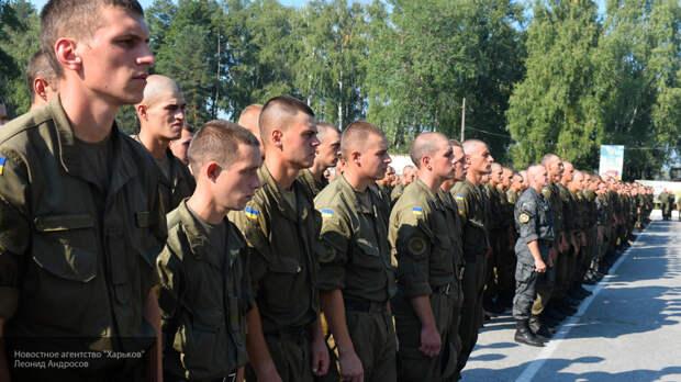 Убогость, нищета и дедовщина: эксперт рассказал, почему украинские призывники уклоняются от службы в армии