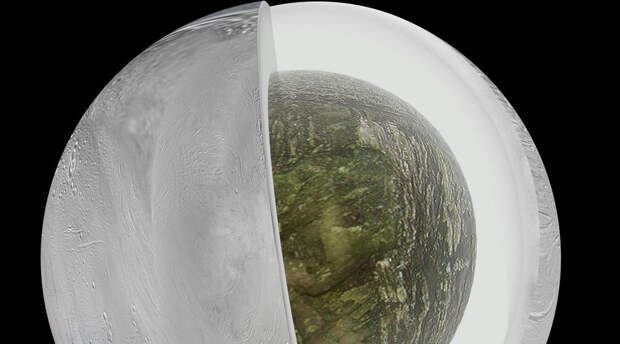 Подземный океан на глубине 600 километров: теория ученых