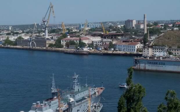 Где в Севастополе могут построить огромный склад для хранения продуктов