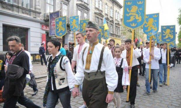 На Украине формируется русофобский этнос