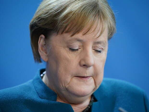 Меркель идет под суд: канцлер ФРГ стала фигурантом дела о пропавших миллиардах