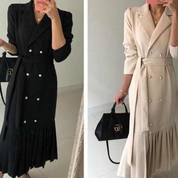 Топ-10 модных платьев, в которых не стыдно будет встретить весну 2021