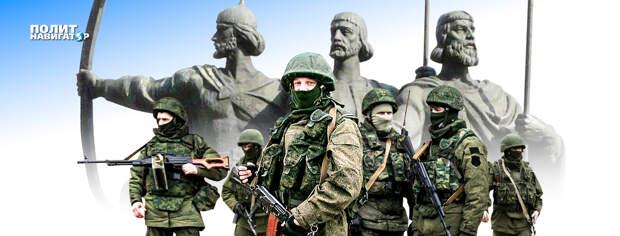Президент Украины: Готовится захват Киева, Одессы и Харькова