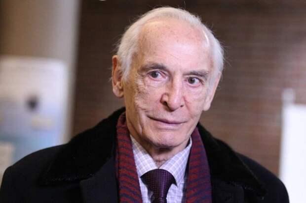 Василий Лановой победил коронавирус в 86 лет