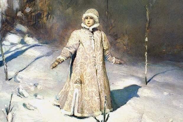 В. Васнецов. Снегурочка. 1899 год. Фото: РИА Новости