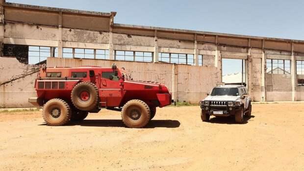 Африканские автомобили? Что за они и как называются