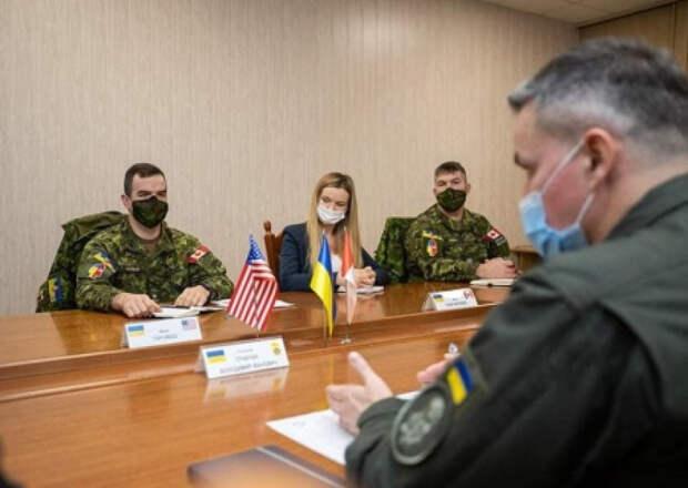 Канадцы и американцы помогут Нацгвардии разработать доктрину по принципам НАТО