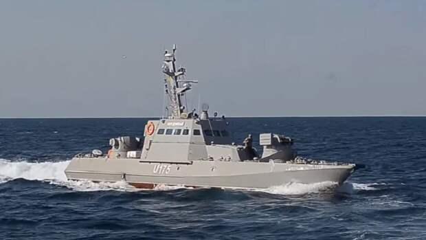 """В Великобритании назвали """"посмешищем"""" ВМС Украины после угроз в адрес России"""