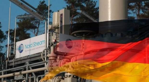 Немецкая экономика рухнет без «Северного потока-2»