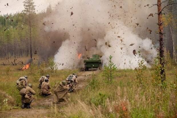 В Калевальском районе пройдет реконструкция боя Великой Отечественной войны