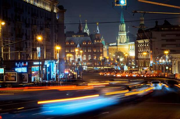 Прошедшая ночь в Москве стала самой холодной