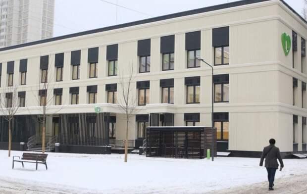 Поликлиника №140. Фото: Ярослав Чингаев