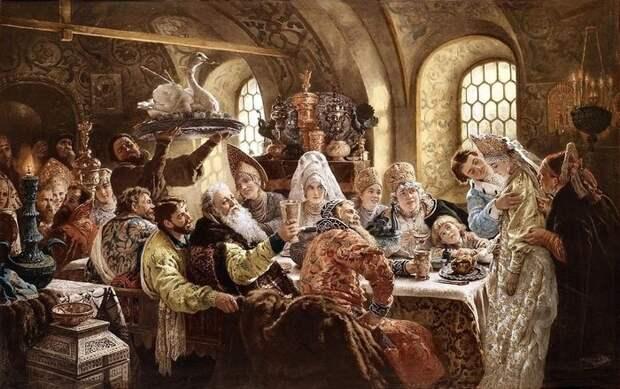 Празднество XVII века
