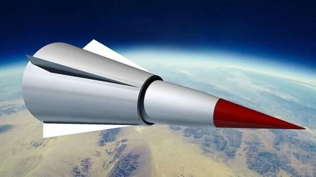 китайская сверхзвуковая ракета