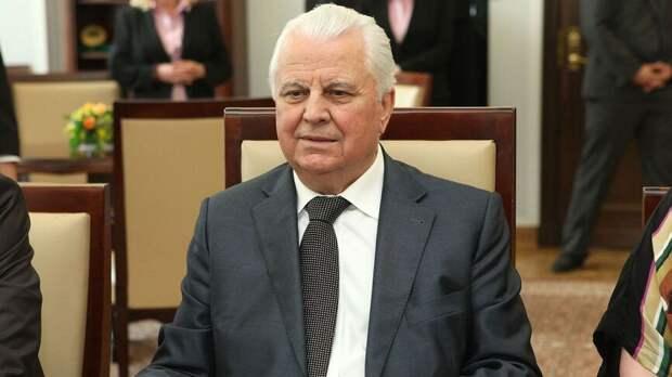 Политолог Рудяков оценил назначение Кравчука главой делегации Киева по Донбассу