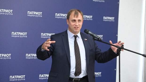 Американцы «нагибали» немцев: депутат Вострецов отреагировал на гей-парад в Венгрии