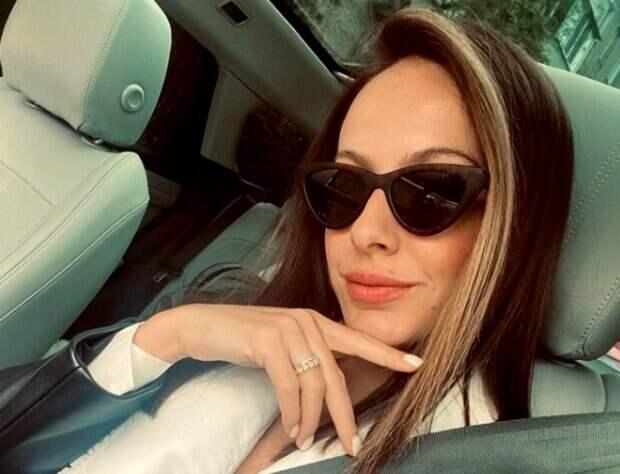 Больная жена ведущего шоу «Маска» Остапчука сверкнула фигуркой в микро-топе: «Кристина, опомнись…»