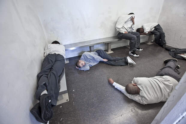 Жизнь подростков в американских тюрьмах