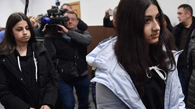 Экспертиза по делу сестер Хачатурян показала насилие отца