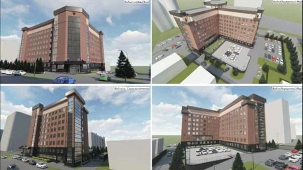 Здание прокуратуры с подземной автостоянкой построят в Барнауле за 427 млн рублей