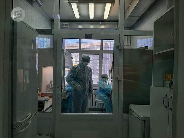 Сомнительные анализы жителей Удмуртии на коронавирус будут отправлять в Москву