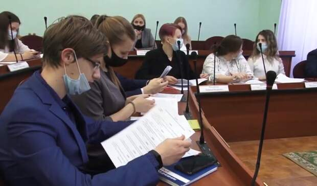 Молодежная палата Оренбурга третьего созыва провела свое первое заседание