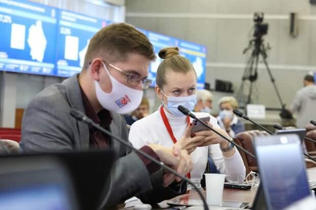 К вечеру последнего дня выборов в Госдуму свои голоса отдали свыше 500 тысяч избирателей Удмуртии