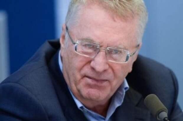 Жириновский предложил радикальный способ уничтожения Порошенко